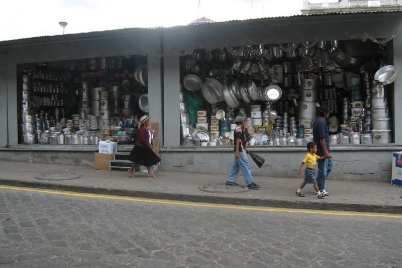 Cuenca Market